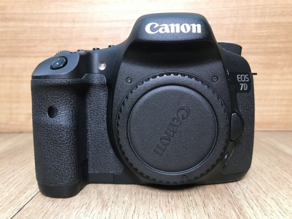 [USED @ YL LOW YAT]-Canon EOS 7D Body [ shutter count 11K ],90% Condition Like New,S/N:3781510010