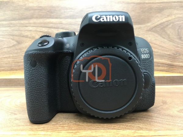 [USED @ YL LOW YAT]-Canon EOS 800D Camera Body [ shutter count 3217 ],90% Condition Like New,S/N:208071000674