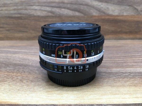 [USED @ YL LOW YAT]-Nikon 50mm F/1.8 Series E Lens AIS,95% Condition Like New,S/N:3230898