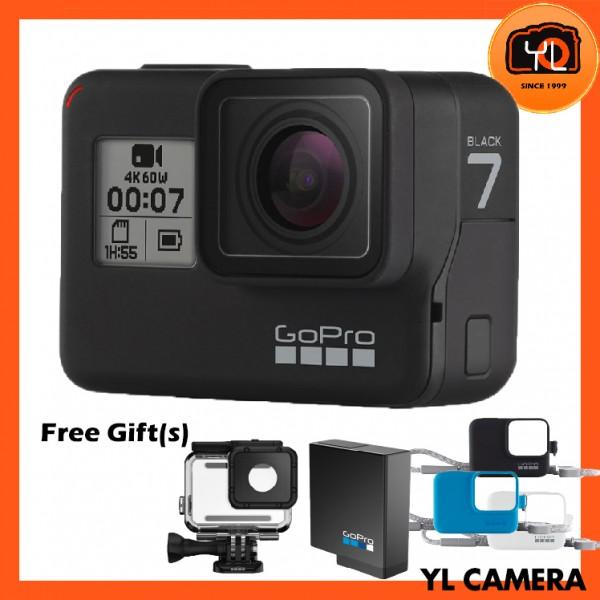 (Promotion) GoPro HERO7 Black [Free SuperSuit & Extra Battery & Lanyards]
