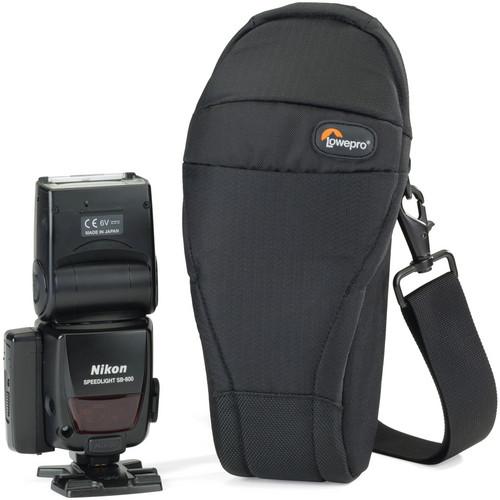 Lowepro S&F Quick Flex Pouch 75 AW (Black)