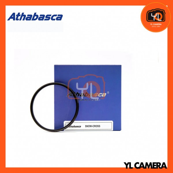 Athabasca 72mm SNOW-CROSS Filter