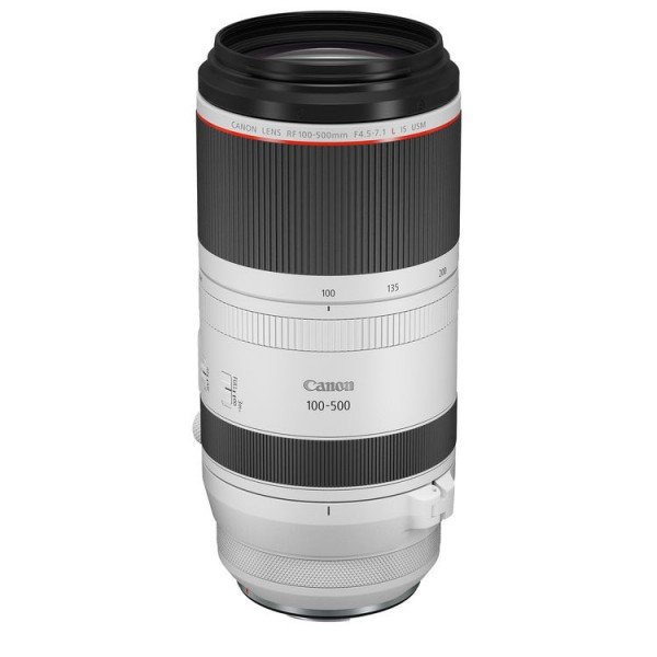 Canon RF 100-500mm F4.5-7.1 L IS USM [ETA: September 2020]