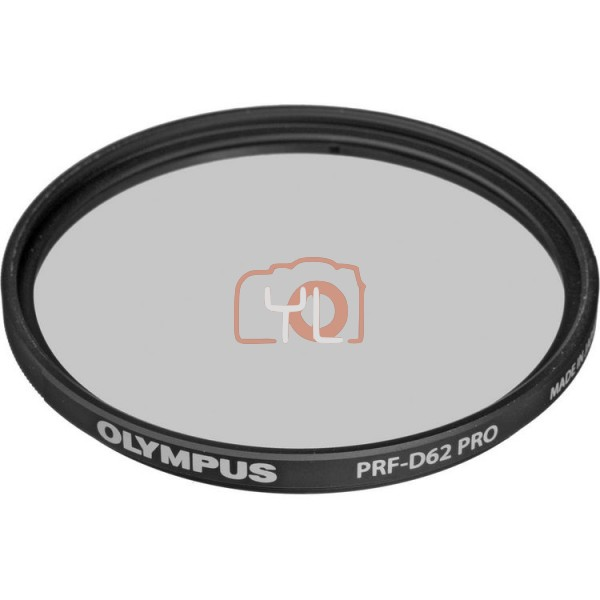 Olympus 62mm PRF-D62 PRO Clear Protective Filter