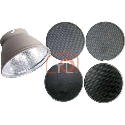 Elinchrom Reflector and Honeycomb Grid Set