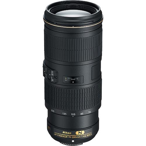 Nikon 70-200mm F4G AF-S VR