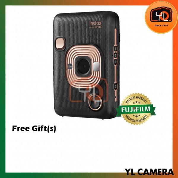 Fujifilm INSTAX Mini LiPlay (Elegant Black)