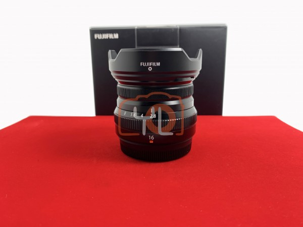 [USED-PJ33] Fujifilm 16mm F2.8 XF R WR, 95% Like New Condition (S/N:9AA09019)