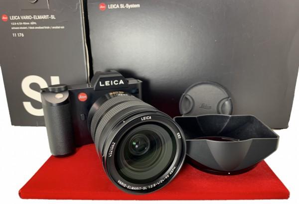 [USED-PJ33] Leica SL +24-90MM F2.8-4 Vario Elmarit-Vario, 90% Like New Condition (S/N:4968610)