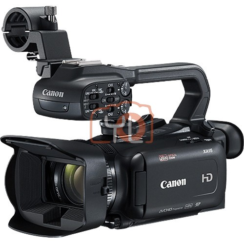 Canon DM-XA15 Compact Full HD Camcorder with SDI, HDMI, and Composite Output