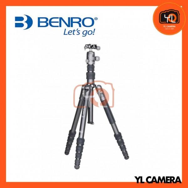 Benro FBAT15AVX20 Bat One Series Aluminum Travel Tripod with VX20 Ball Head