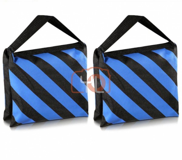 Heavy Duty Photographic Sandbag Studio Video Sand Bag for Light Stands, Boom Stand, Tripod