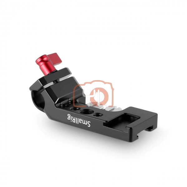 SmallRig 1906 Mini Mounting Plate with 15mm Rod Clamp