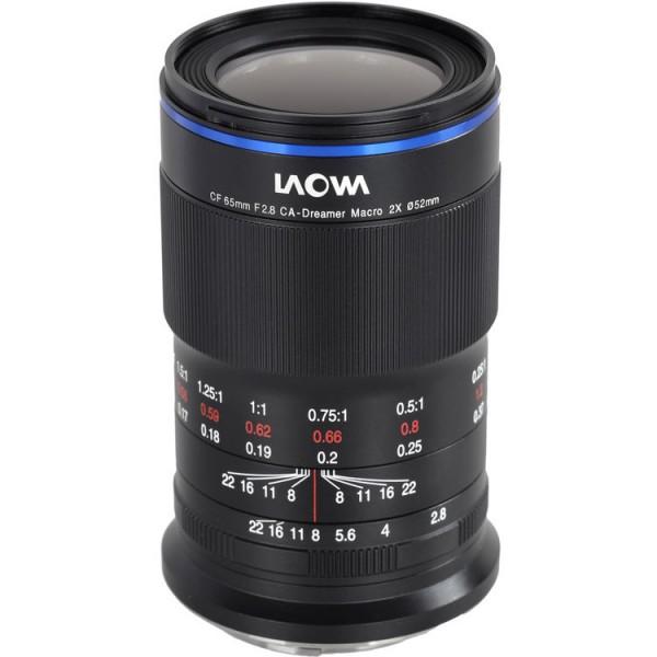 Laowa 65mm f/2.8 2x Ultra Macro APO (Canon EF-M)