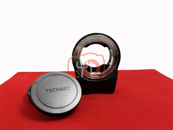 [USED-PJ33] Techart PRO Leica M to E-mount Auto Focus Adapter, 95% Like New Condition (S/N:011432)