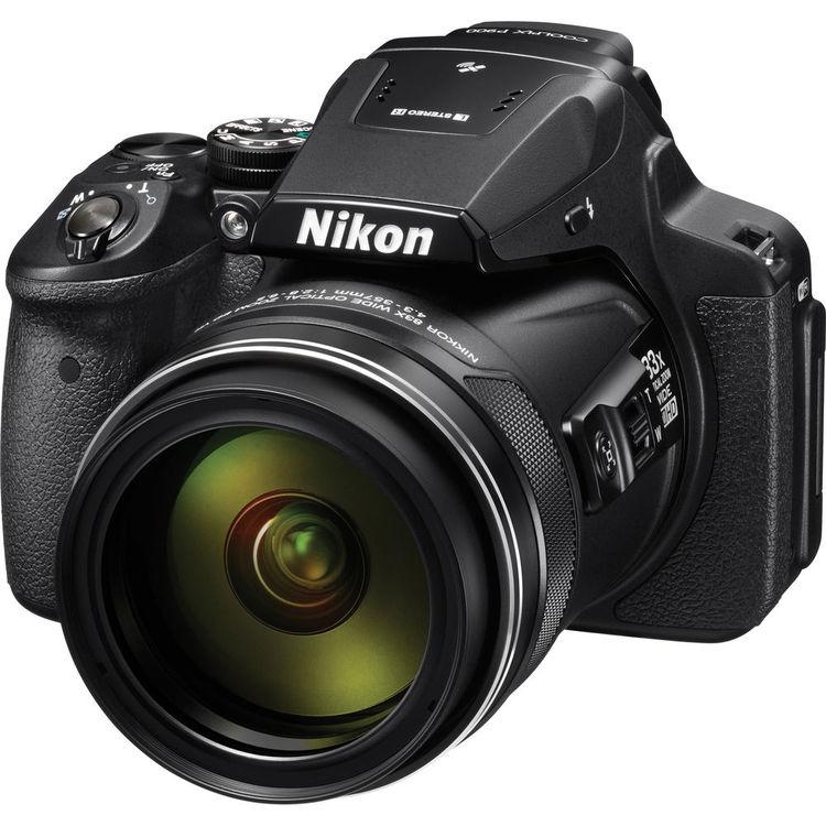 Nikon COOLPIX P900 (Free 16GB SD Card & Camera Bag)