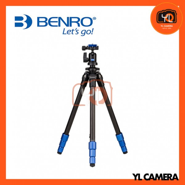 Benro TSL08CN00 Slim Carbon-Fiber Tripod with Ball Head