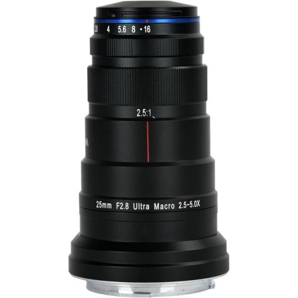 Laowa 25mm f/2.8 2.5-5X Ultra Macro Lens (Canon RF)