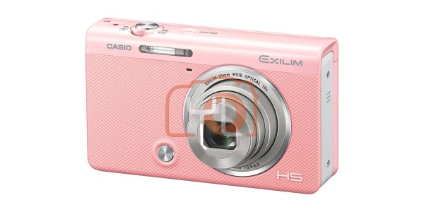 Casio EX-ZR65 Digital Camera (Pink)