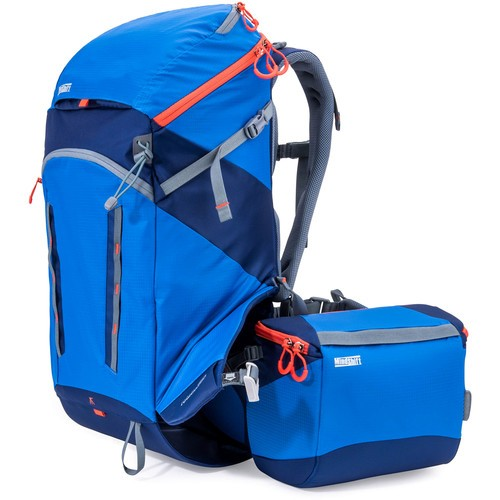 MindShift Gear rotation180° Horizon 34L Backpack (Tahoe Blue)