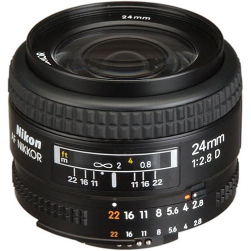 Nikon 24mm F2.8 AF D
