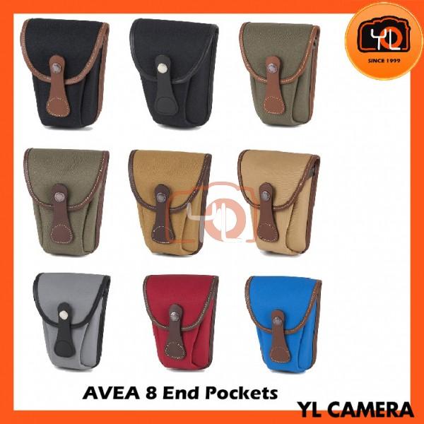 Billingham* AVEA 8 End Pockets
