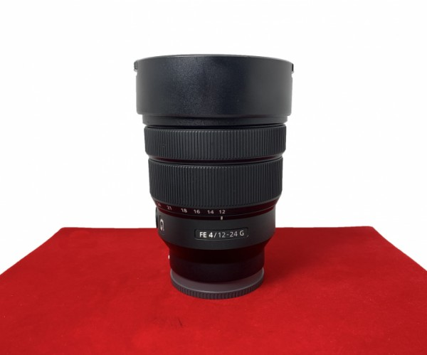 [USED-PJ33] Sony 12-24MM F4 G FE, 90% Like New Condition (S/N:1802368)
