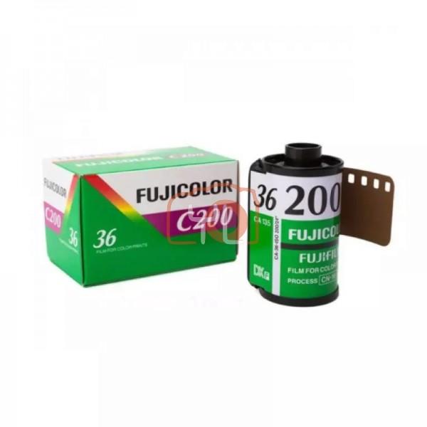 Fujifilm Fujicolor 200 Color Negative Film (35mm)
