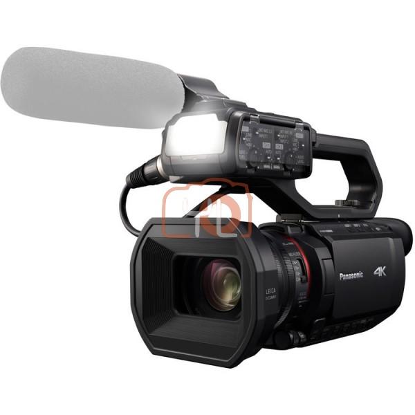 Panasonic HC-X2000 UHD 4K 3G-SDI/HDMI Pro Camcorder with 24x Zoom