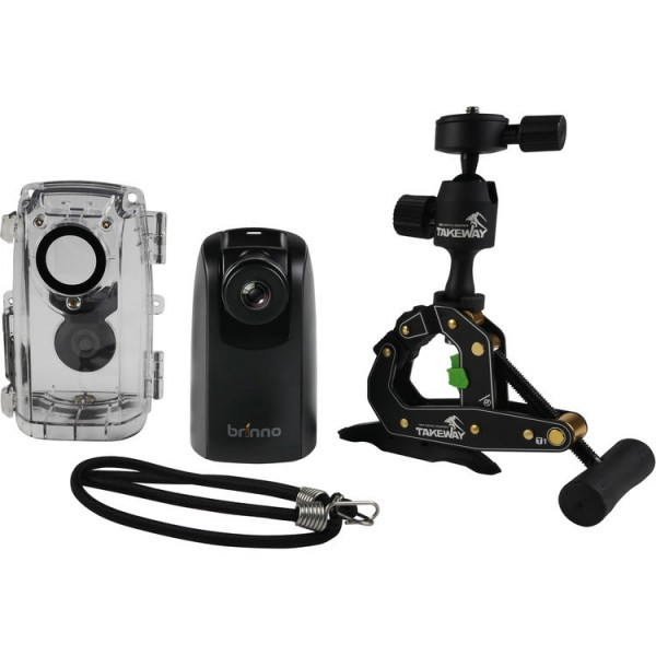 Brinno BCC200 Construction Bundle Pro 1280 x 720 Time-Lapse Camera