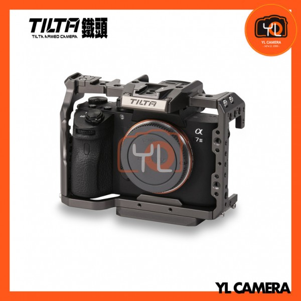 Tilta Full Camera Cage for Sony a7/a9 Series (Tilta Gray)