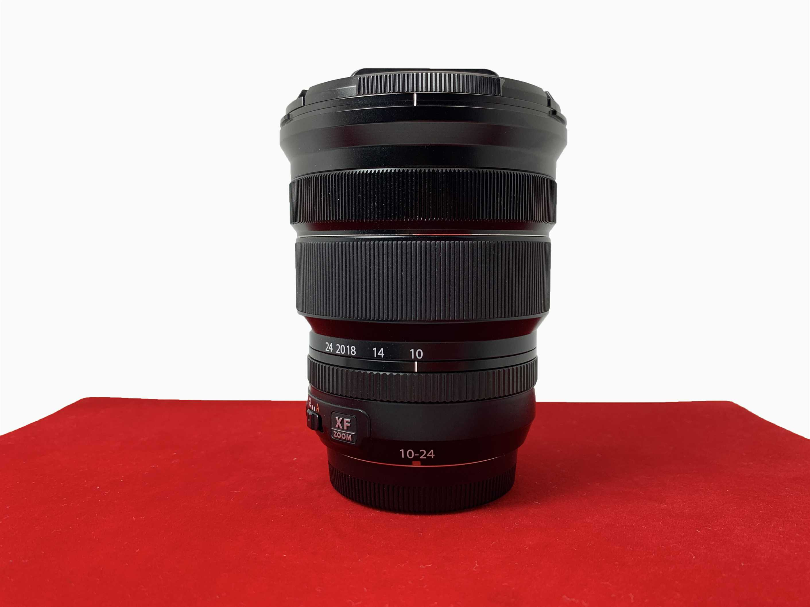 [USED-PJ33]  Fujifilm 10-24MM F4 R OIS XF Lens,95% Like New Condition,(S/N:48A04164)