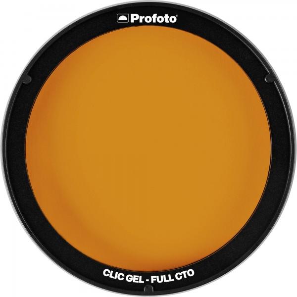 (PREORDER) Profoto Clic Gel Full CTO