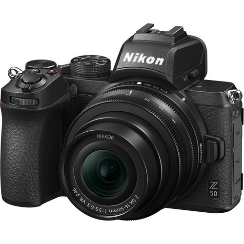 Nikon Z 50 Camera + DX 16-50mm F3.5-6.3 VR