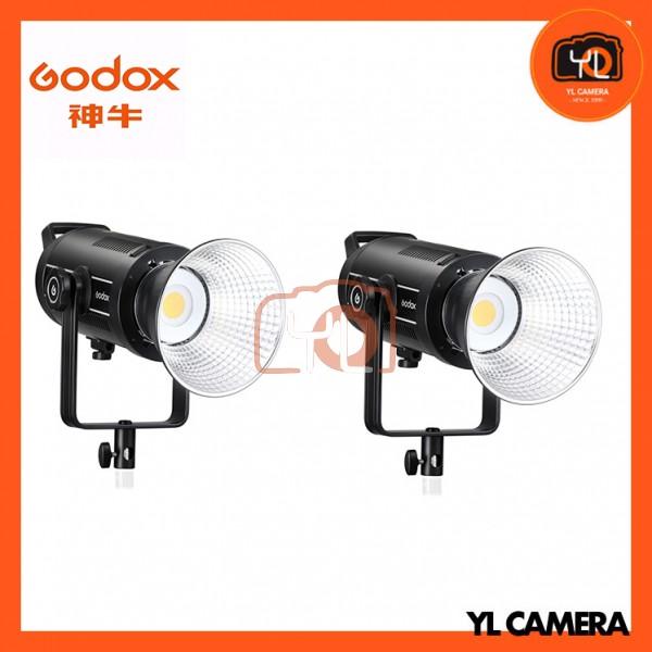Godox SL150W II LED Video Light 2 Light Combo Set