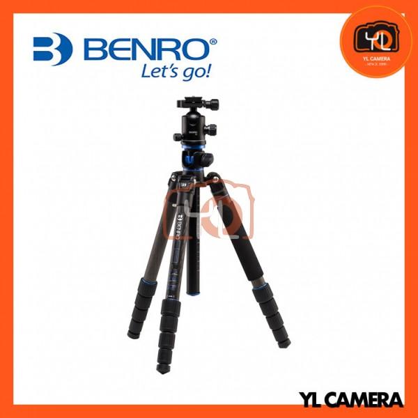 Benro GC269TB2 GoTravel Carbon Fiber 5 Section Tripod with B2 Ball Head