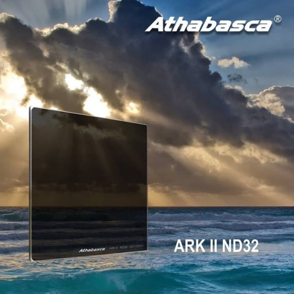Athabasca ARK ll ND32 3 Stop Square Filters 75MM