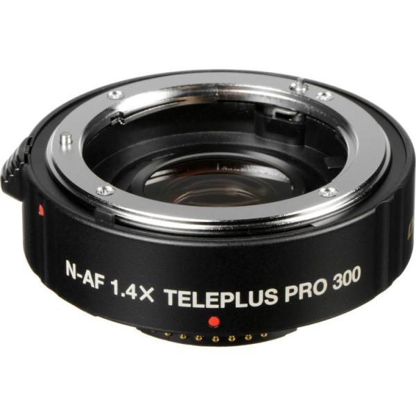 Kenko 1.4x Teleplus PRO 300 DGX Autofocus Teleconverter (Nikon)