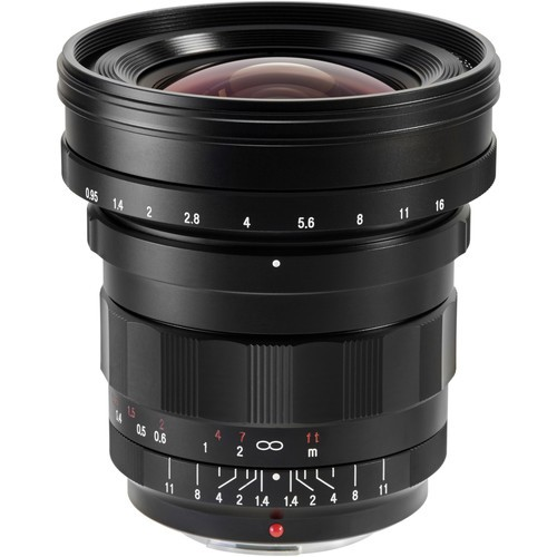Voigtlander 10.5mm F0.95 Nokton Lens (For Micro Four Thirds)