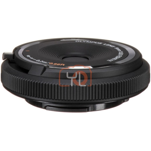 Olympus Fisheye Body Cap 9mm F8 Lens