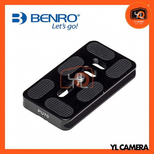 Benro PU-70 Universal Quick Release Plate