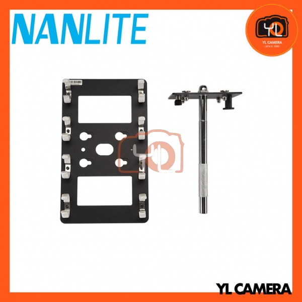 Nanlite HD-T12-4-P PavoTube T12 Transparent clip for 4 tubes with Pin