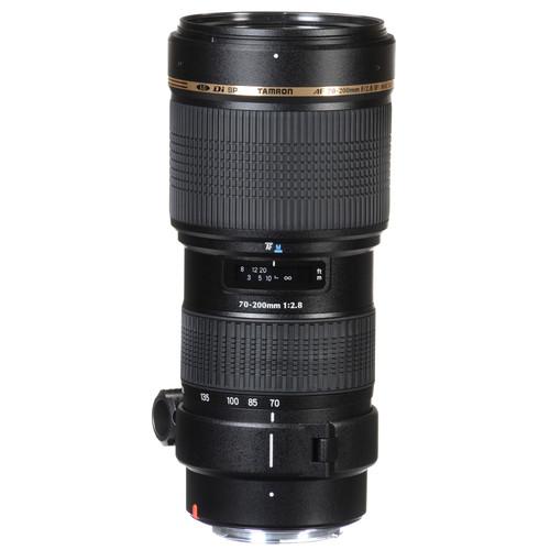 Tamron 70-200mm f/2.8 Di LD Macro AF Lens (Nikon)