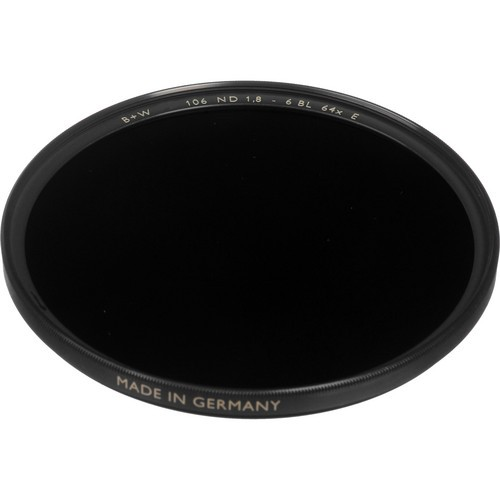 B+W 40.5mm SC 106 ND 1.8 Filter (6-Stop)