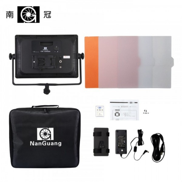 (PRE-ORDER) Nanguang CN-1200SA LED Studio Lighting