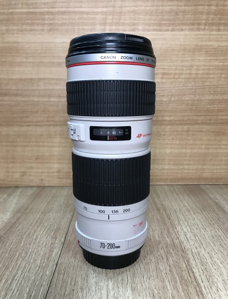 [USED @ YL LOW YAT]-Canon EF 70-200mm F4 L USM Lens,90% Condition Like New,S/N:321883