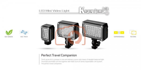 F&V K Series LED Kit