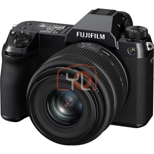 FUJIFILM GFX 50S II Medium Format Mirrorless Camera with 35-70mm Lens Kit ( Free 32GB UHS-II SD Card )