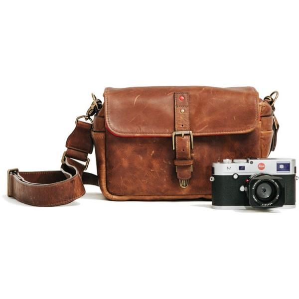 ONA Bowery for Leica Camera Bag (Leather, Antique Cognac)