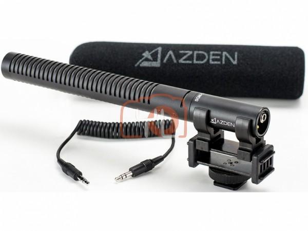 Azden SGM-DSLR Broadcast Quality Shotgun Microphone